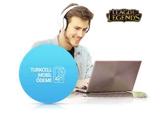 League of Legends'da Paycell Mobil Ödeme