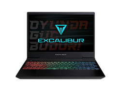 Casper Excalibur G770.1075-8EJ0A / Intel Core i7-10750H / 8 GB Ram / 480 GB SSD / Windows 10 Home / 15.6 inç / Nvidia GeForce GTX 1650Ti